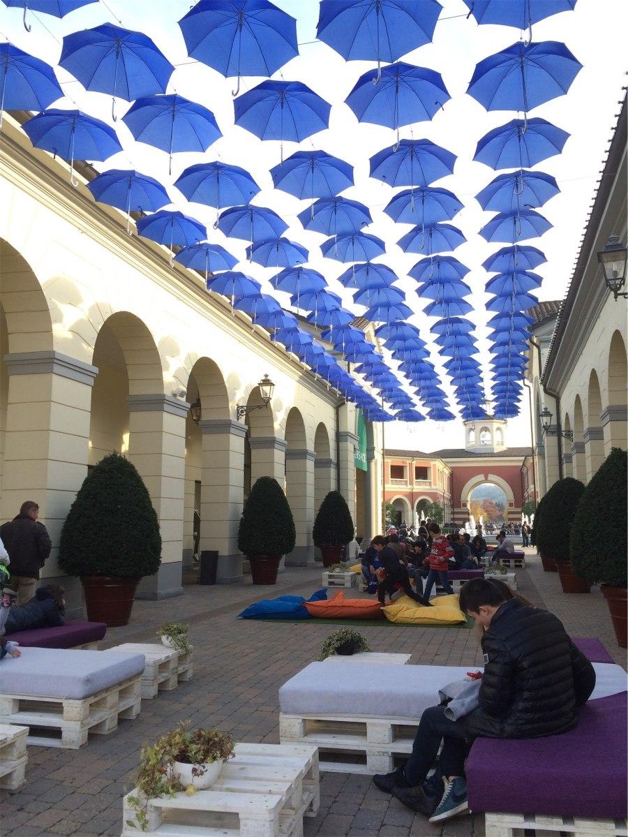 Day 19 in Milan - Via Monte Napoleane & Serravalle outlet shopping